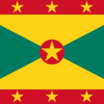 Grenada Country Flag