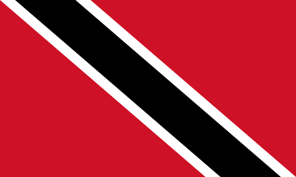 Trinidad & Tobago Country Flag