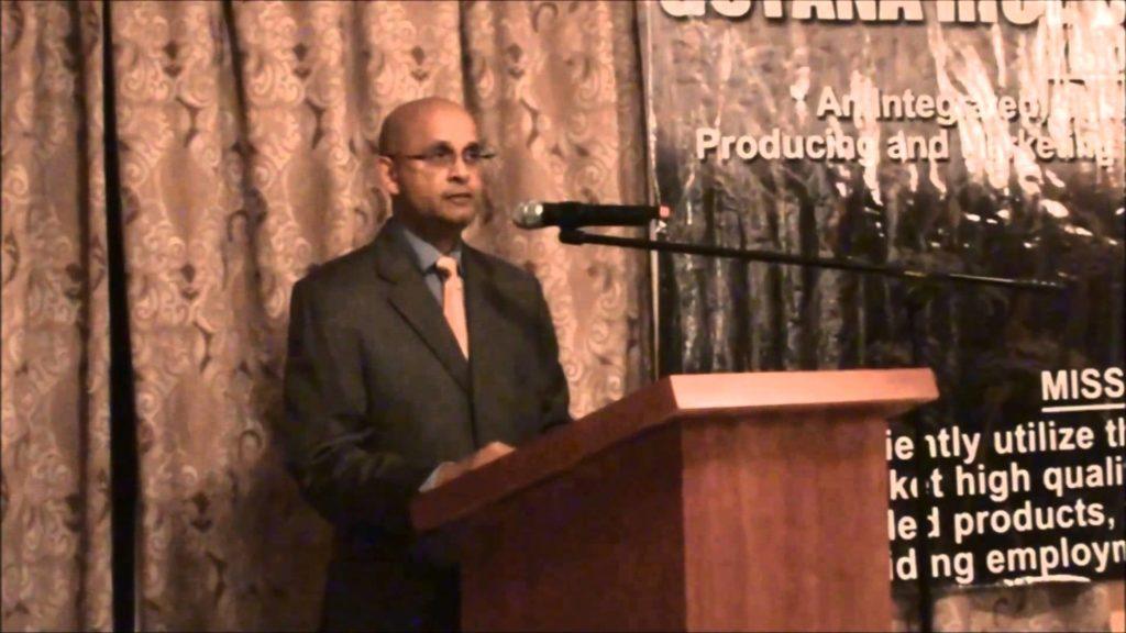 Guyana Rice Development Board Central Lab Accredited