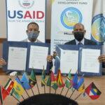 USAID AND CARICOM DEVELOPMENT FUND SIGN A MEMORANDUM OF UNDERSTANDING TO STRENGTHEN COOPERATION